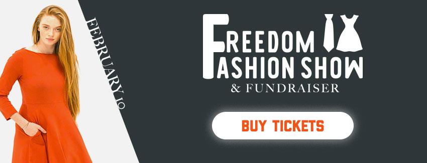 Freedom Fashion Show | February 10, 2019